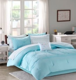 JLA Home Toren Full/Queen Bedding Set