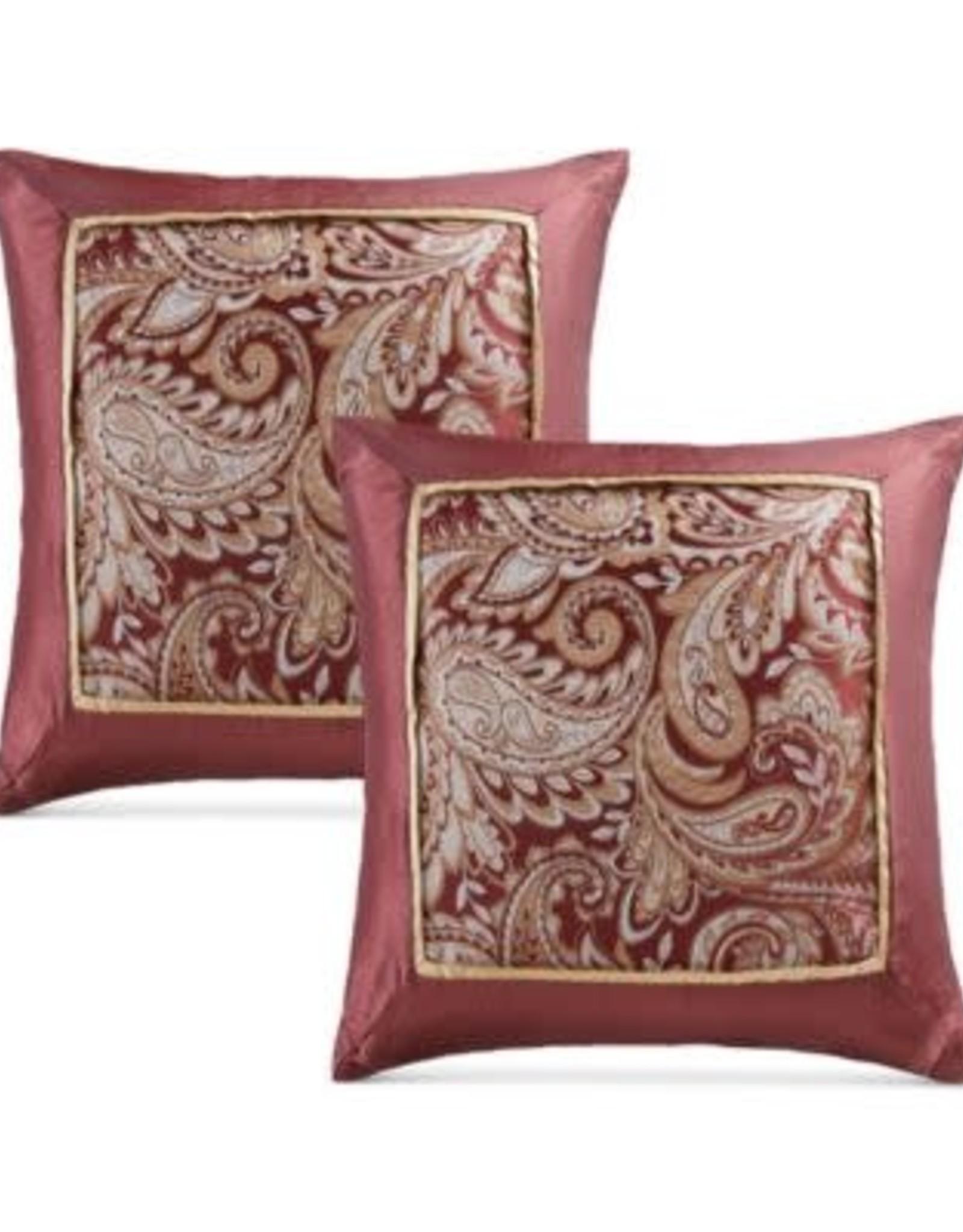 JLA Home 2 Pack ABUREY 20X20 Throw Pillows