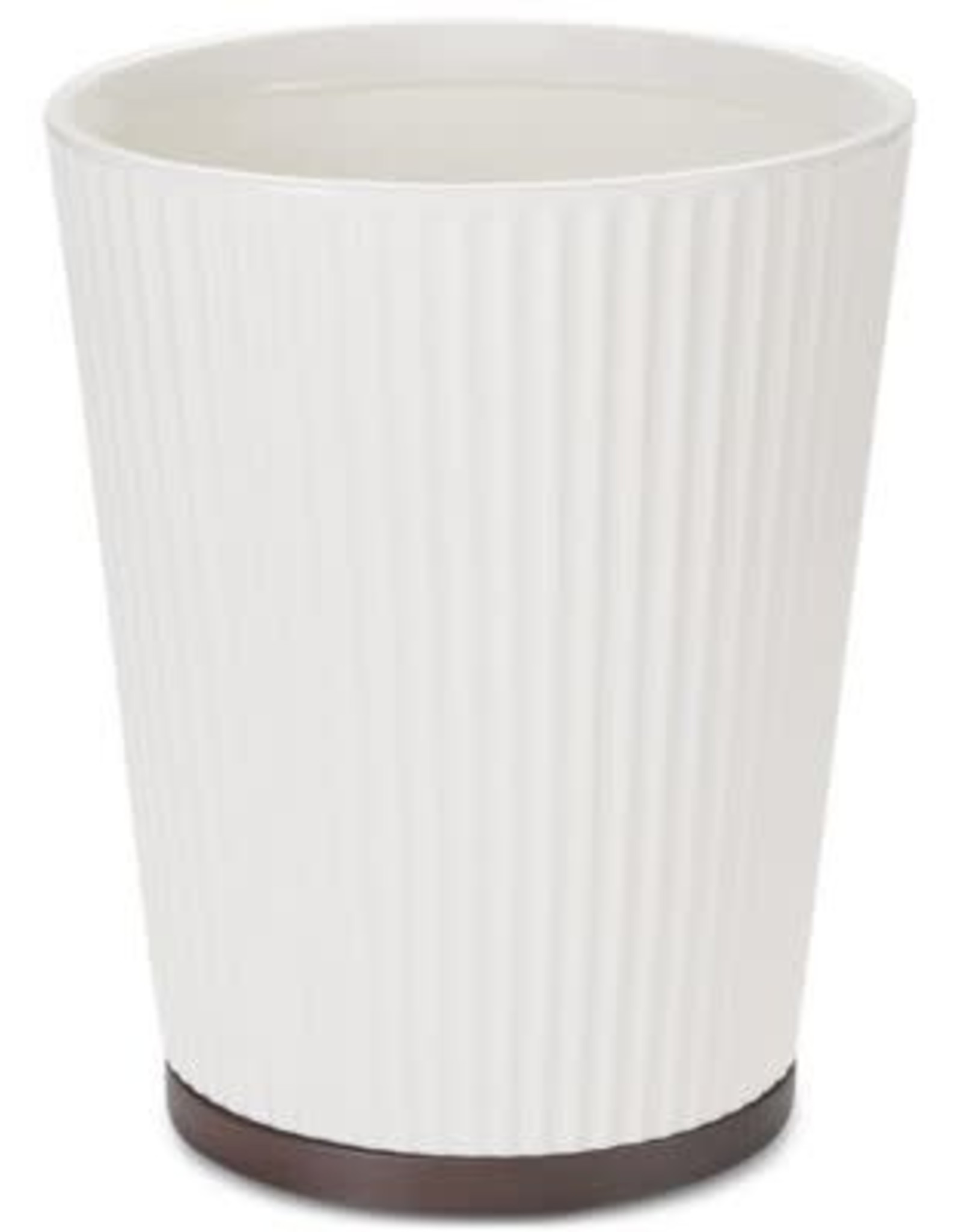JLA Home ROSE WASTEBASKET BASIC