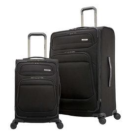 Samsonite Epsilon NXT 2-piece Softside Spinner Luggage Set
