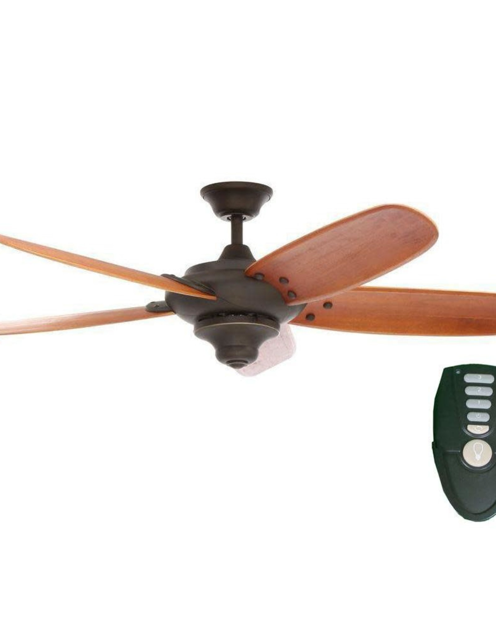 Home Decorators Collection Altura 56 in. Indoor Oil Rubbed Bronze Ceiling Fan with Remote Control