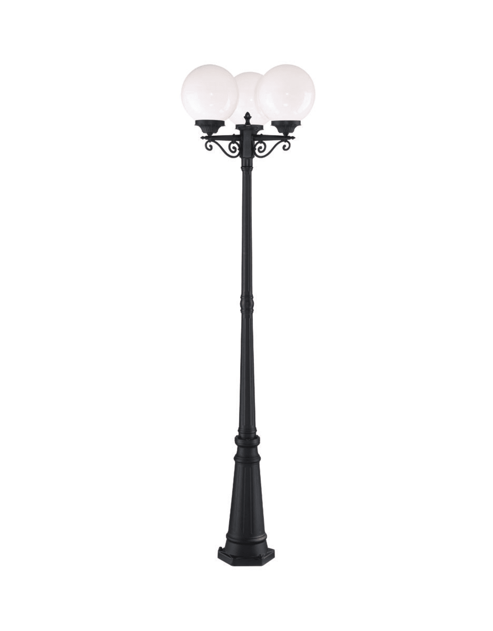 Acclaim Lighting Acclaim Lighting 5269BK/WH - Post Lights Outdoor Lighting