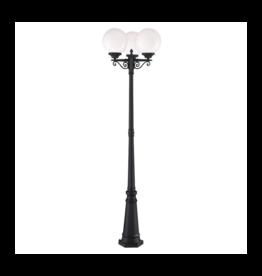 Acclaim Lighting Acclaim Lighting 5269BK/WH - Post Lights Outdoor Lighting