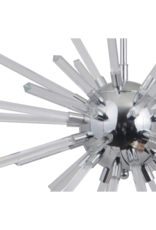 "Craftmade Craftmade Nebula 13"" LED Starburst Pendant"