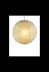 "Adesso Adesso Orb Single Light 14"" Wide Pendant"