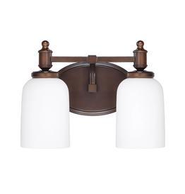 Capital Lighting Capital Lighting Covington 2 Light Bathroom Vanity Fixture