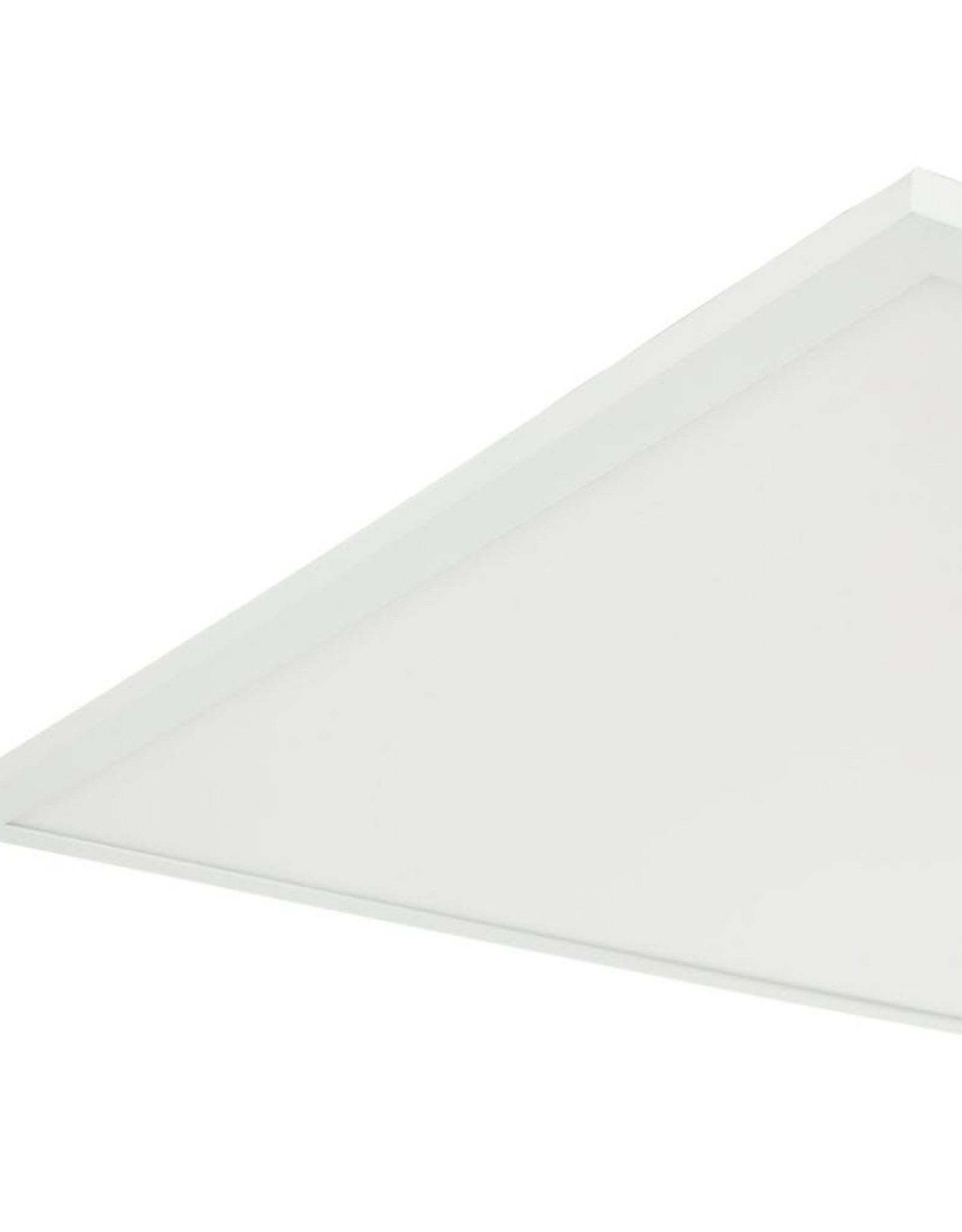 2 ft. x 4 ft. White Integrated LED Dimmable Flat Panel Light with Selectable Color Temperature