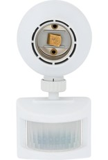 Westek Outdoor Motion-Sensing Light Control, White