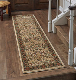 GA GERTMENIAN AND SONS ORLEANS DOVER SAND RUNNER 2x9