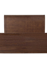 Home Decorators Collection Colton Medium Wood Tone King Bed