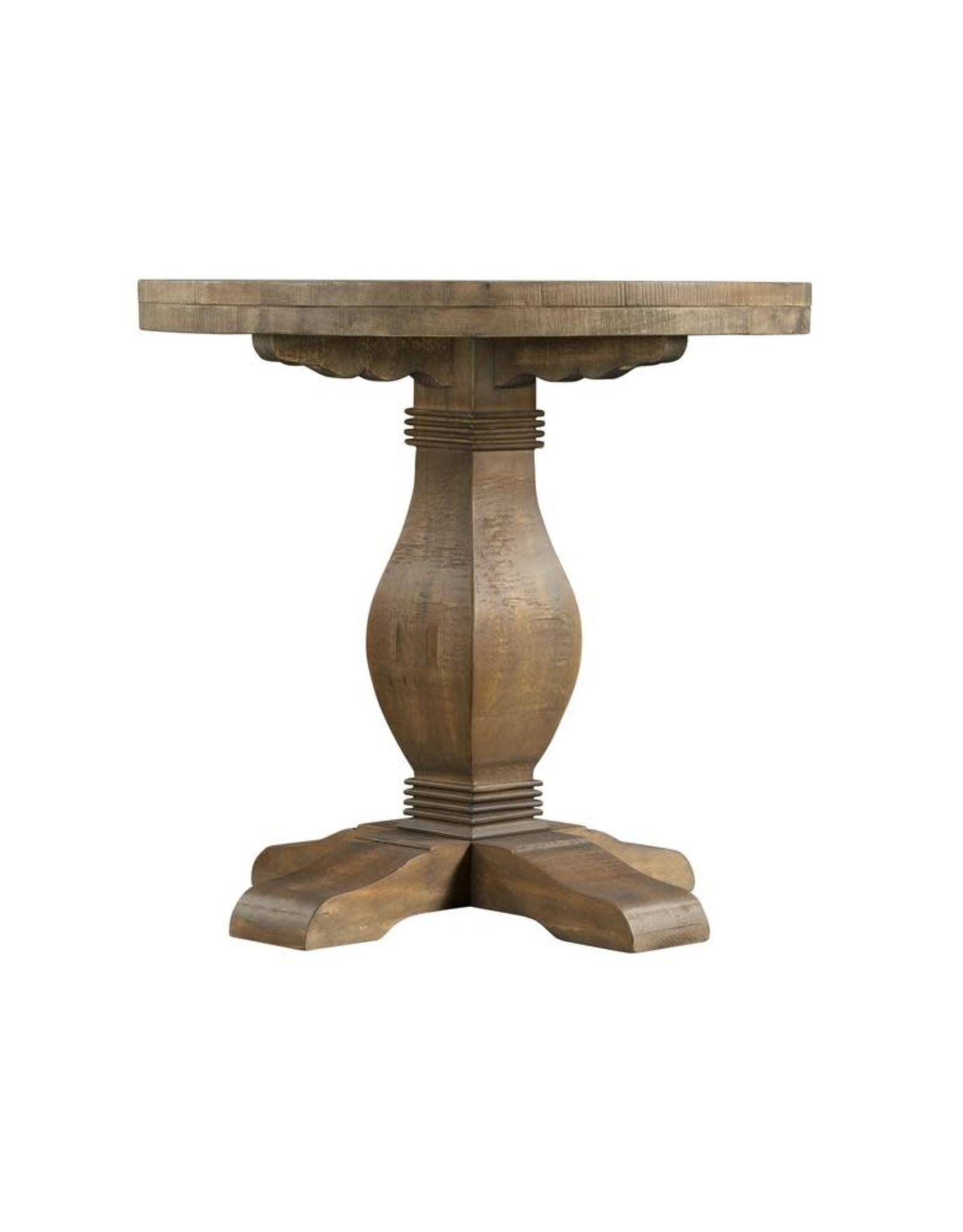 Martin Svensson Home Napa Reclaimed Natural Round End Table