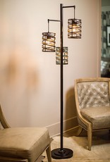 JIMCO LAMP AND Brady 3-Arm Floor Lamp