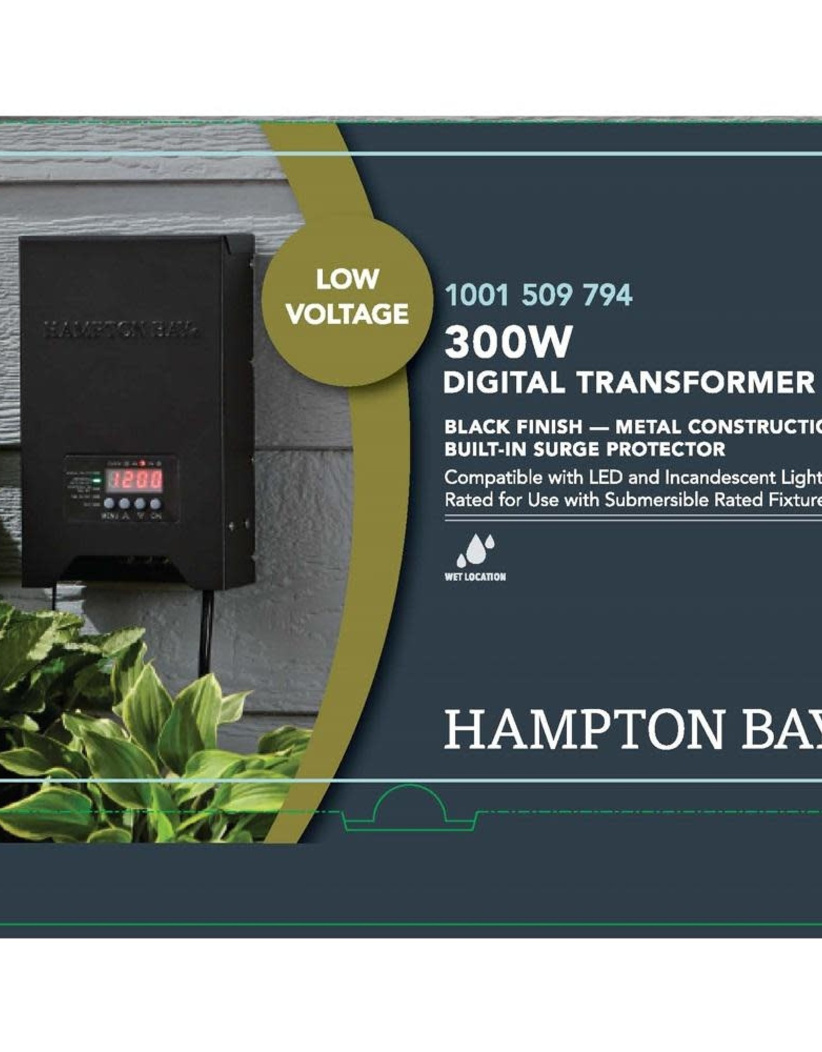 Low Voltage 300 Watt Landscape Transformer Low Tide Liquidation