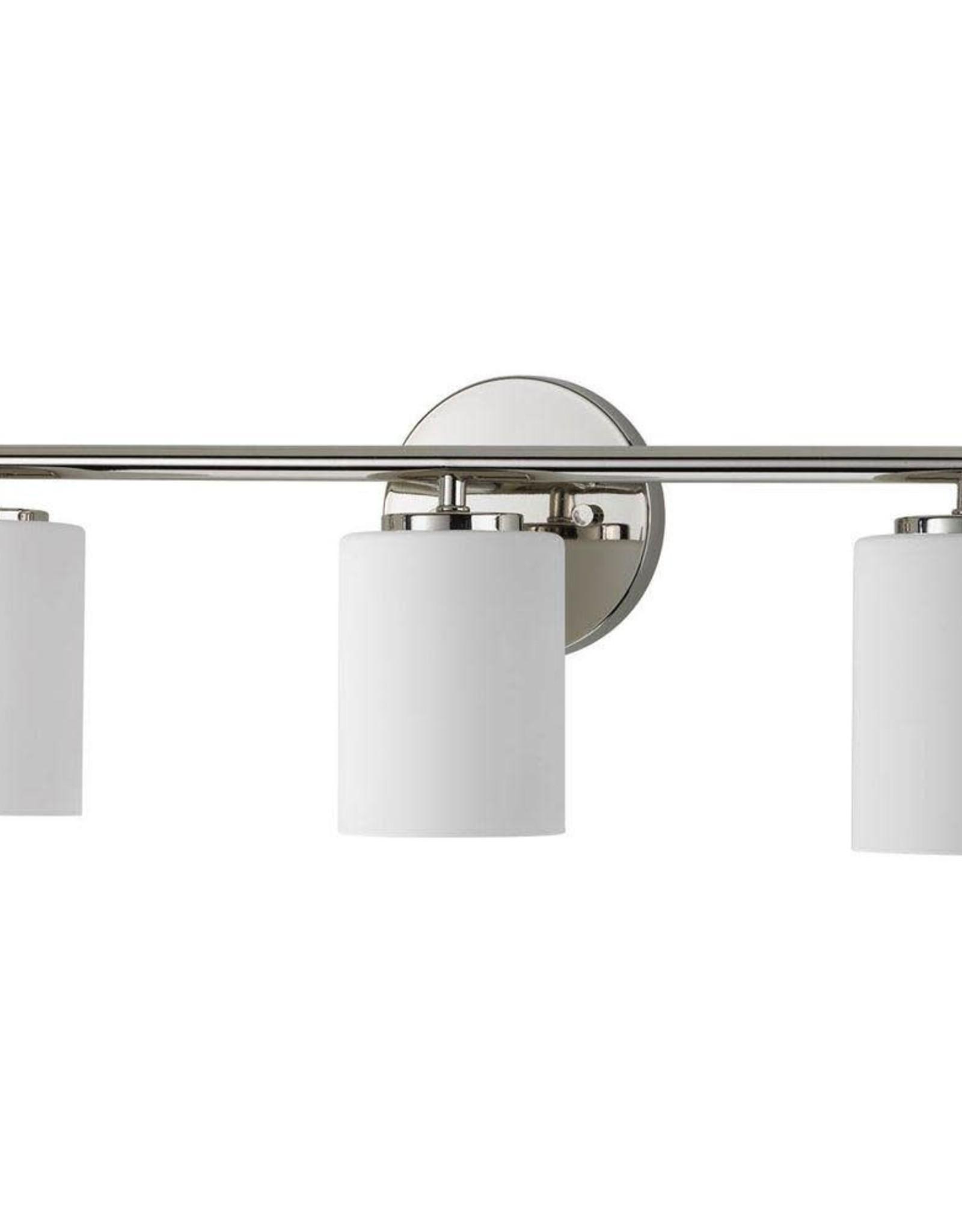 Progress Lighting Replay Collection Three-Light Bath & Vanity