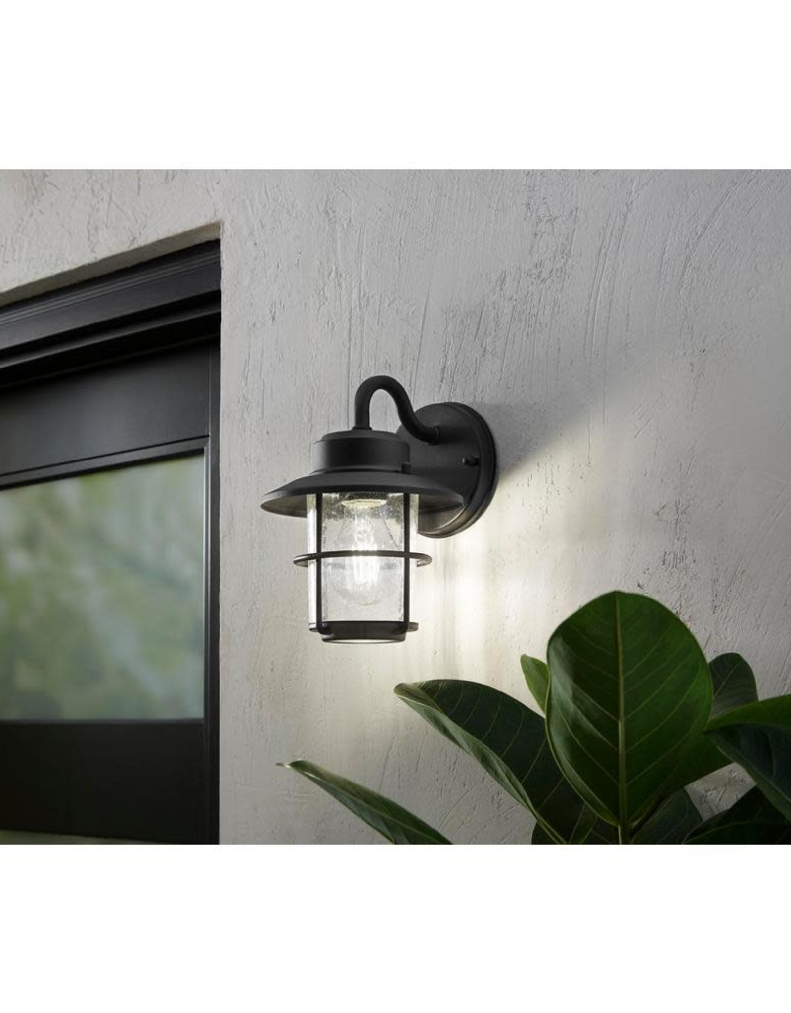 1 Light Black Outdoor Wall Lantern Sconce 2 Pack 258 4530 Low Tide Liquidation