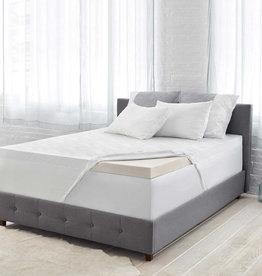"INNOCOR INC Novaform FULL LURAcor  ComfortPlus 3"" Foam Mattress Topper"