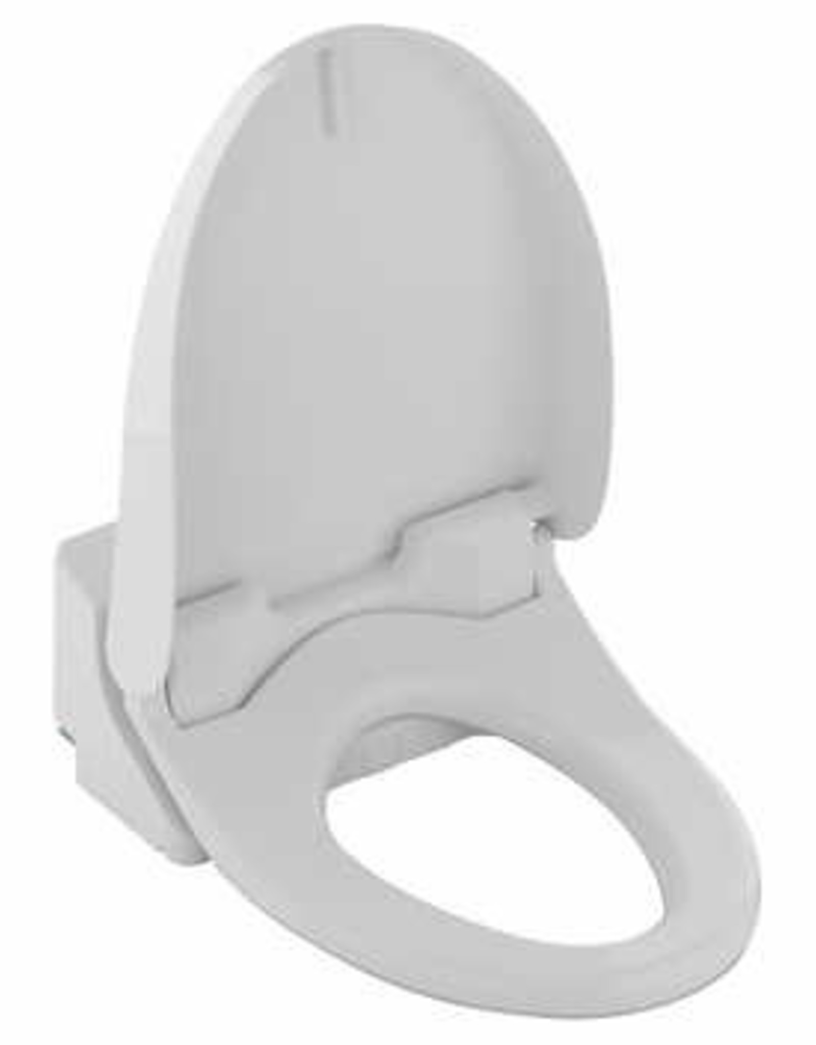 THE DISTRIBUTION TOTO WASHLET BIDET SEAT