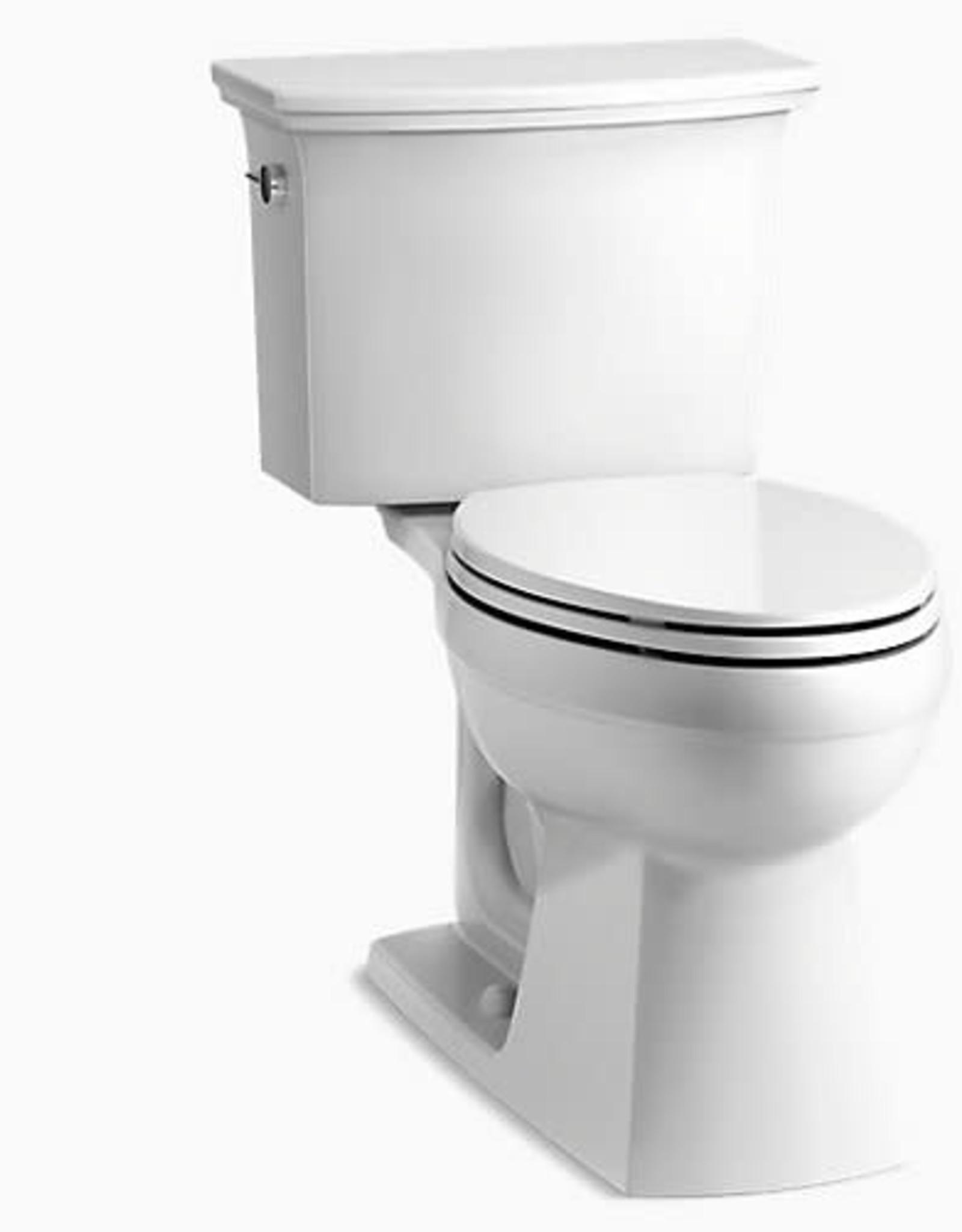 KOHLER COMPANY Kohler LIntelle 2PC Elongated Complete Toilet