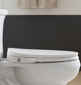 KOHLER COMPANY Kohler Purewash Manual Elongated Bidet Seat