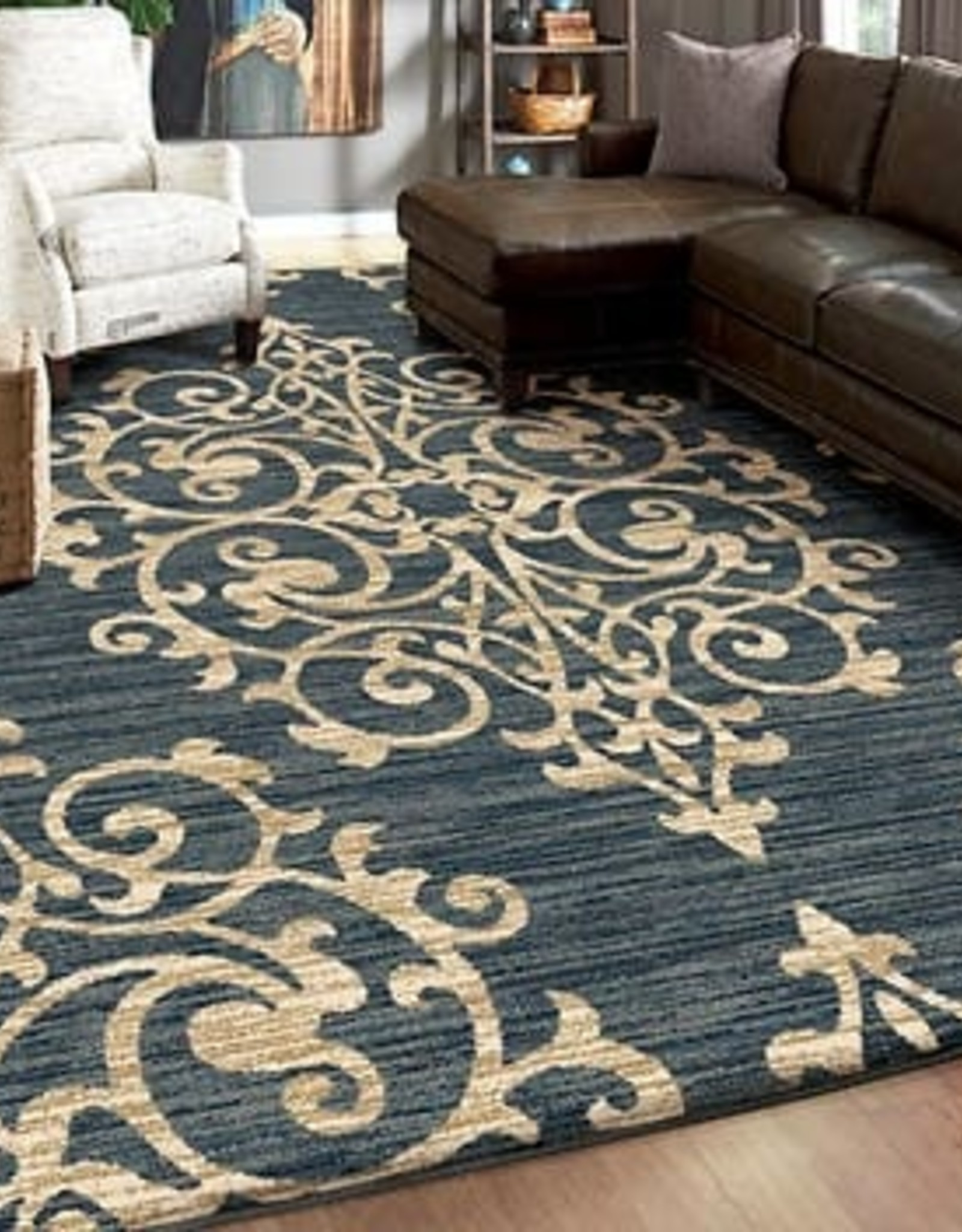 ORIAN RUGS INC C O Easy Living Rug and Runner Combo