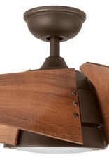 Home Decorators Collection Broughton 42 in. LED Espresso Bronze Ceiling Fan with Remote Control