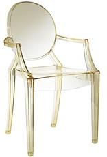 Modway Casper Yellow Dining Arm Chair