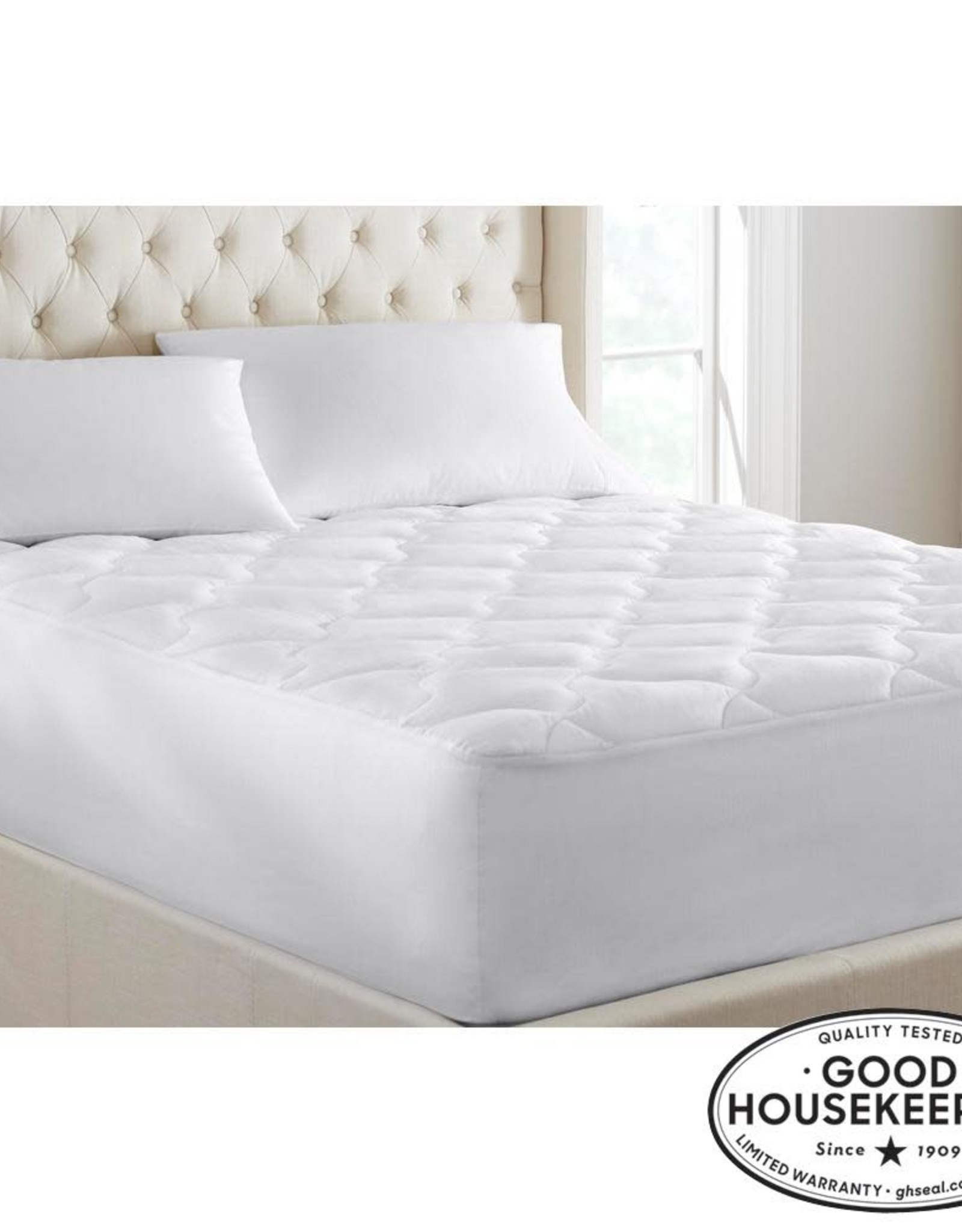 Home Decorators Collection Ultimate Comfort Queen Mattress Pad