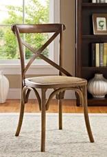 Modway Gear Walnut Dining Side Chair