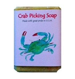 B McVan Designs Crab Picking Soap
