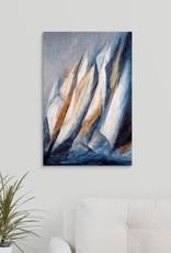 """GreatBigCanvas """"Alta Mar"""" by Maria Antonia Torres Canvas Wall Art"""