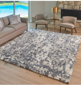 GA GERTMENIAN AND SONS LENOX BRYCE GRAY 9X13 Rug