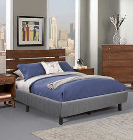 "HOLLYWOOD BED AND SPRING EnForce 7"" Queen Metal Box Spring with Legs"