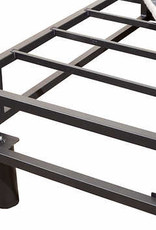 """HOLLYWOOD BED AND SPRING EnForce 7"""" Queen Metal Box Spring with Legs"""