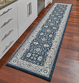 GA GERTMENIAN AND SONS 2x9 Thomasville Timeless Classic Rug Collection, Alden Blue