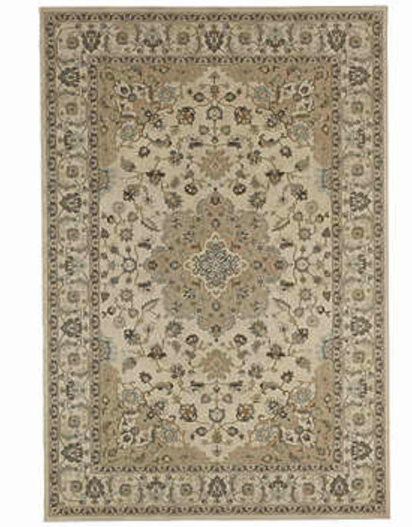 GA GERTMENIAN AND SONS 6x9 Thomasville Timeless Classic Rug Collection, Elgin Ivory