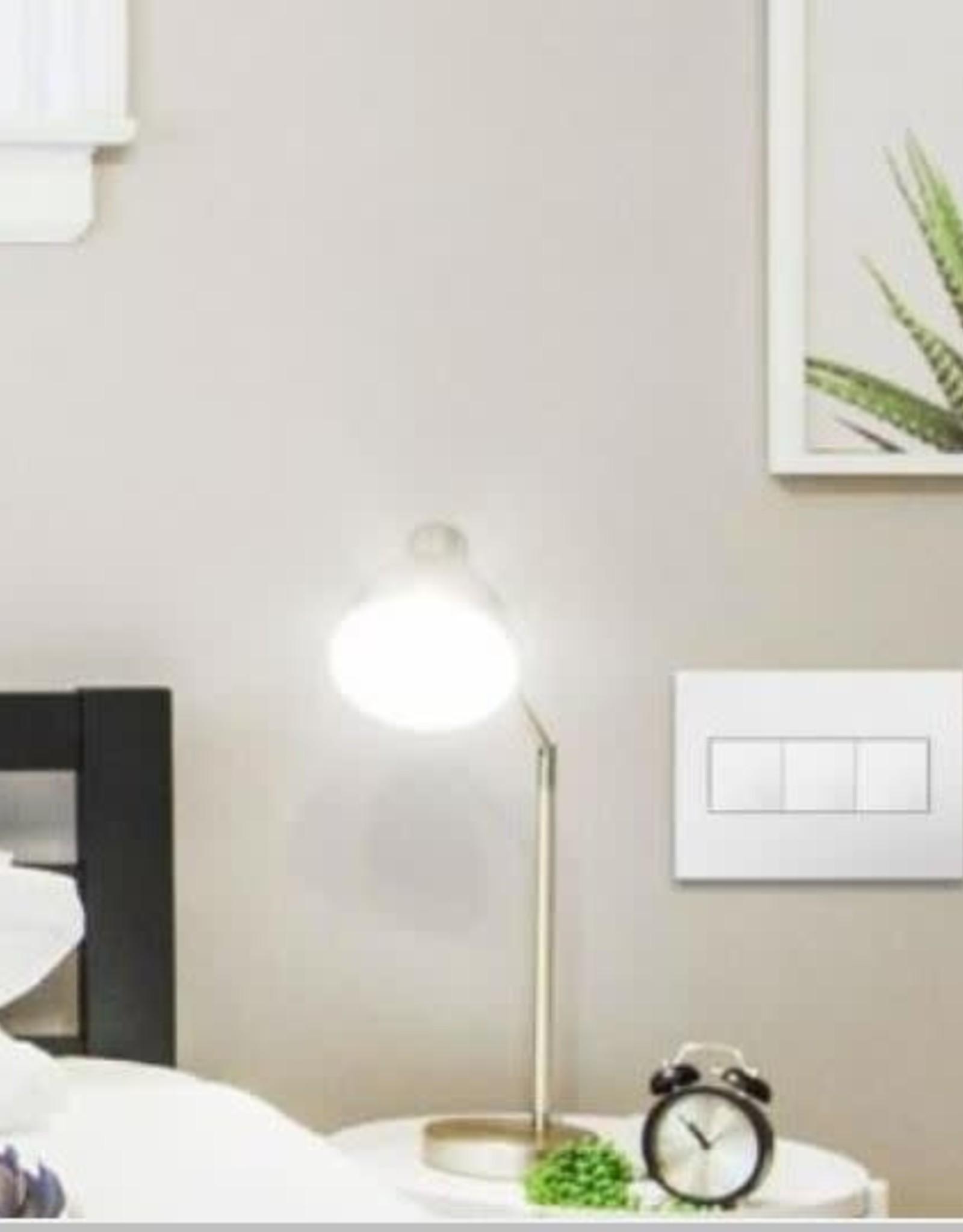Legrand adorne Powder White 3-Gang Decorator/Rocker Wall Plate