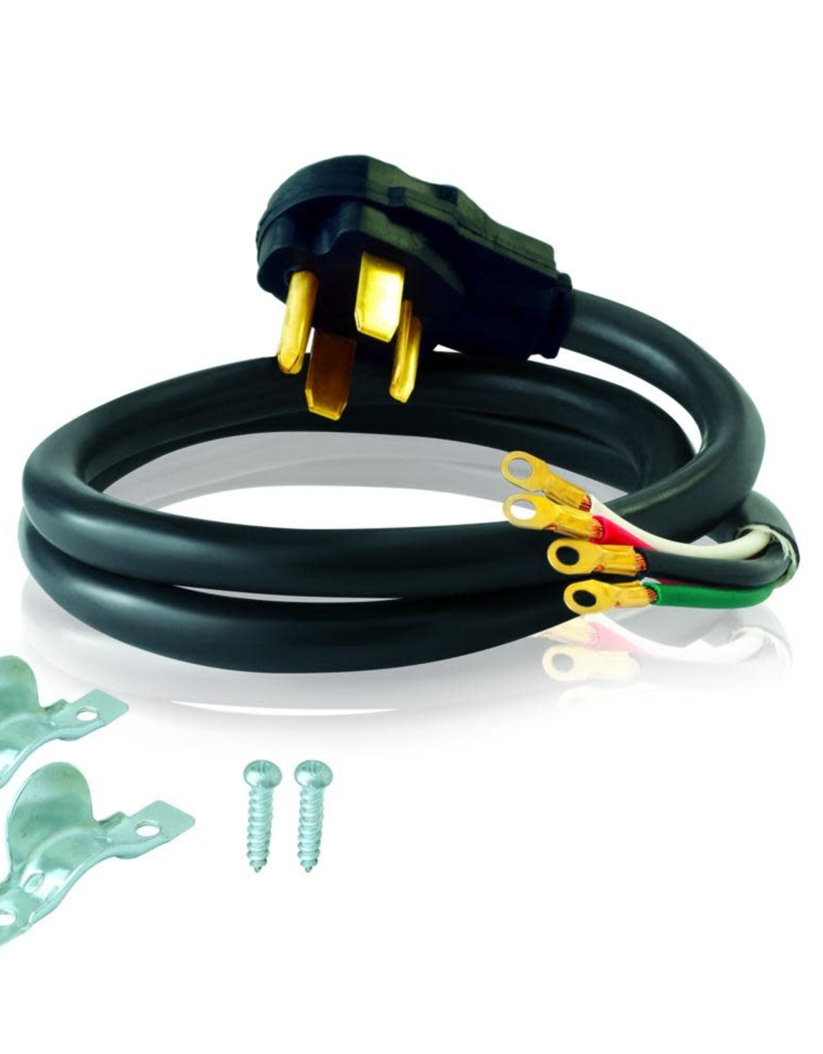 Eastman 10 ft. 10/4 4-Wire Dryer Cord