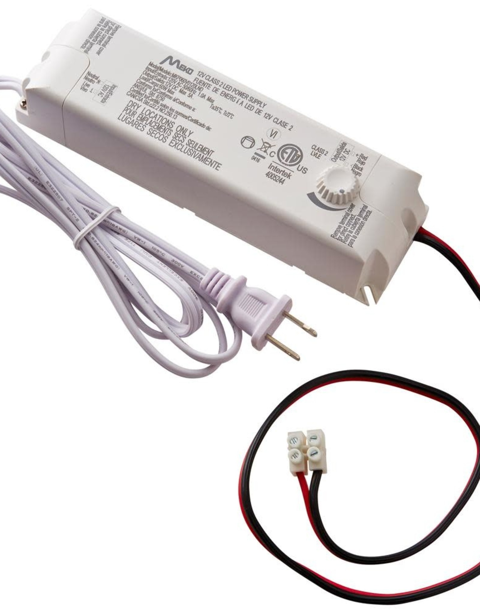 Commercial Electric 60-Watt 12-Volt LED
