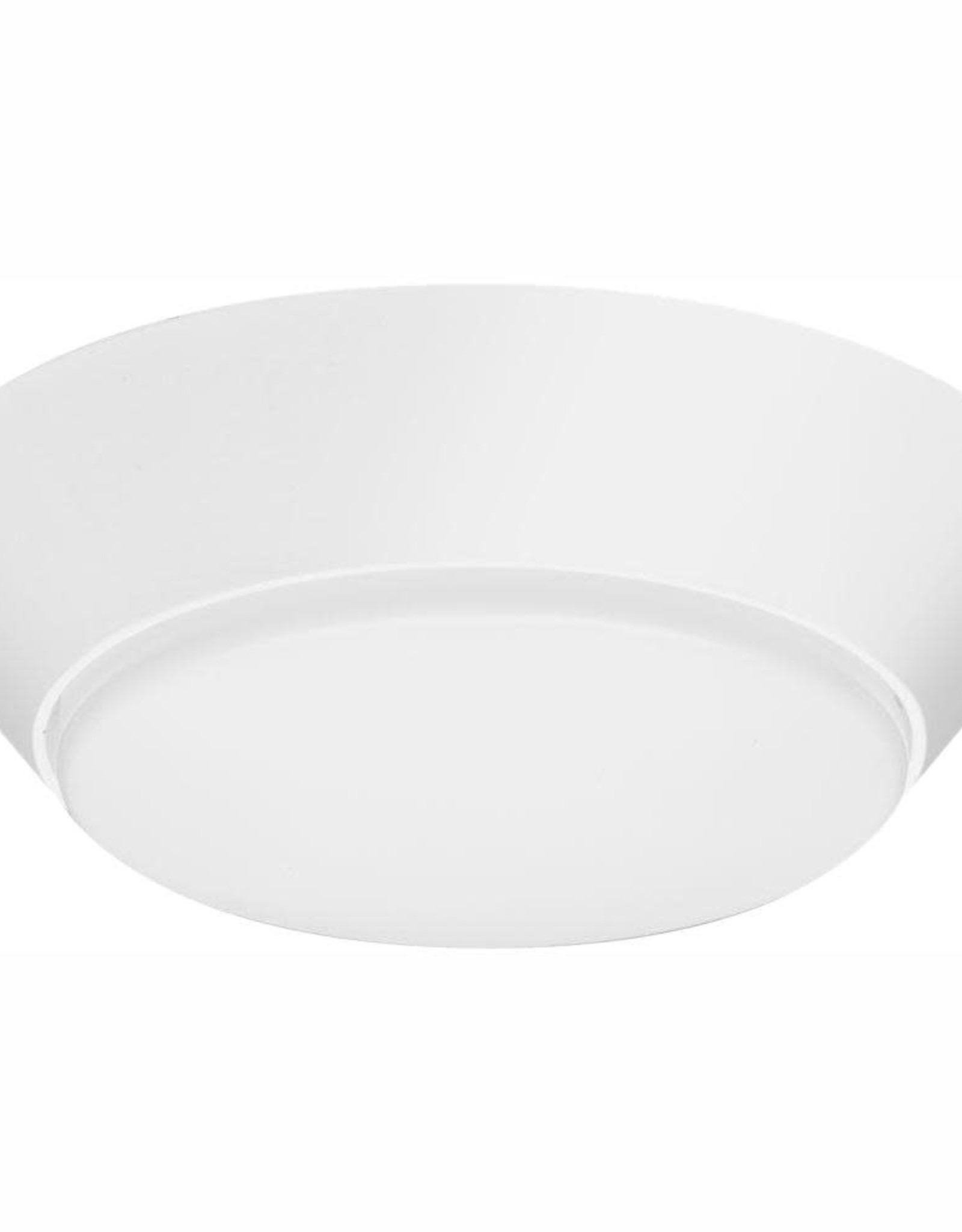 Lithonia Lighting Contractor Select Versi Lite Series 7 in. 3000K Cool White Integrated 642 Lumen LED Round Flush Mount Fixture