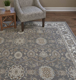 GA GERTMENIAN AND SONS 8X10 Thomasville Timeless Classic Rug Collection, Arundel Gray