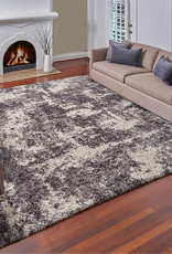 GA GERTMENIAN AND SONS 5X7 Thomasville Hudson Ultra Soft Luxury Shag Area Rug