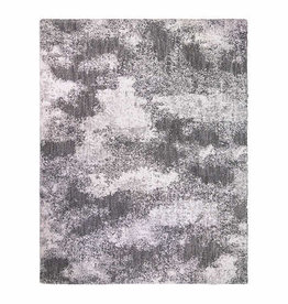 GA GERTMENIAN AND SONS 5X7 Thomasville Bali Wexford Gray Shag Area Rug