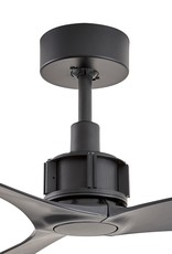 Lucci Air Viceroy 52 in. Matte Black Ceiling Fan