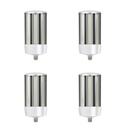 Feit Electric 1000-Watt Equivalent Corn Cob High Lumen Daylight (5000K) HID Utility LED Light Bulb (4-Pack)