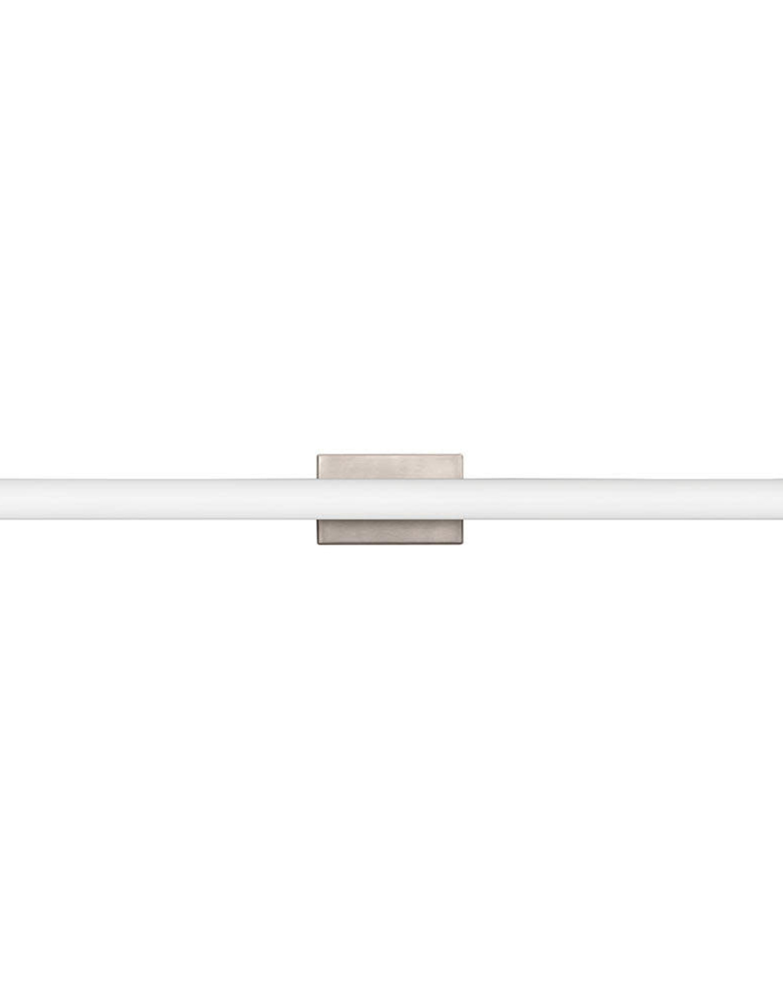 Lithonia Lighting 48 in. Brushed Nickel Integrated LED Vanity Light Bar with Selectable Color Temperature