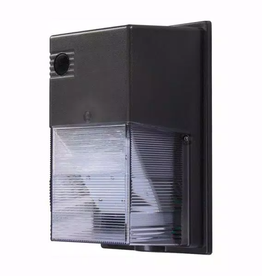 PROBRITE 150-Watt Equivalent Integrated Outdoor LED Wall Pack, 2500 Lumens, Dusk to Dawn Outdoor Light