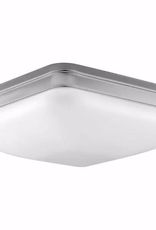 Progress Lighting Appeal Collection 2-Light Polished Chrome Flush Mount with Etched Opal Glass