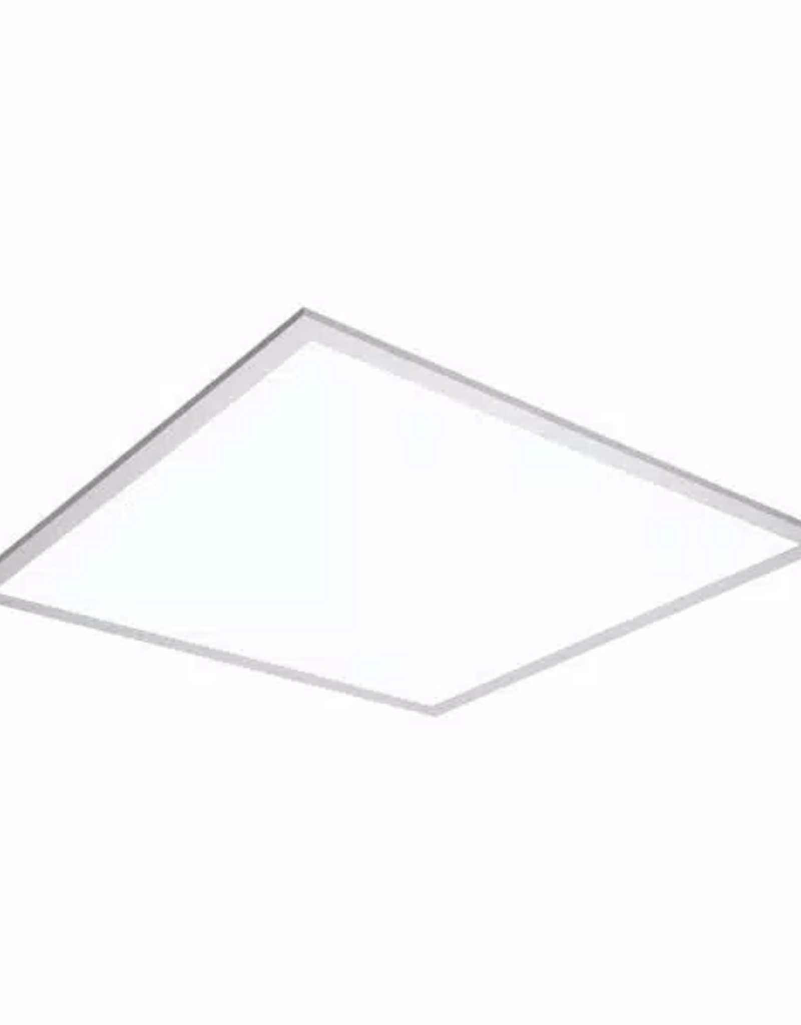 Metalux 2 ft. x 2 ft. White Integrated LED Dimmable Flat Panel Light with Selectable Color Temperature