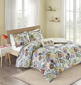 JLA HOME/E & E CO LTD Mi Zone King 4 Piece Comforter Set