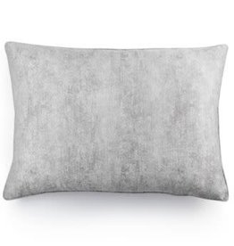 HOTEL BY CHARTER CLUB-MMG Hotel Collection Eclipse Heather Gray Quilted Cotton Standard Pillow Sham